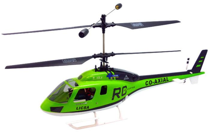 A HELIKOPTER BIG LAMA + SYMUL (003912)