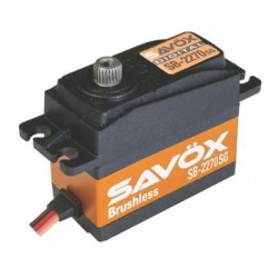 SAVOX SERWO SB-2270SG DIGITAL 7,4V (BRUSHLESS)