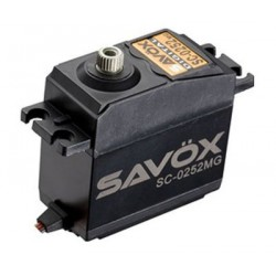 SAVOX SERWO SC-0252MG DIGITAL