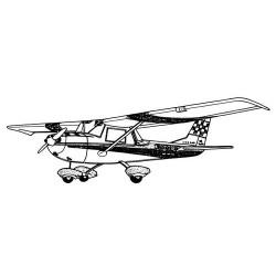 PLANY CESSNA AEROBAT 150 (134S)