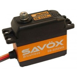SAVOX SERWO SB-2252MG DIGITAL 7,4V (BRUSHLESS)