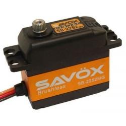 SAVOX SERWO SB-2252MG DIGITAL 7,4V (BRUSHLESS)