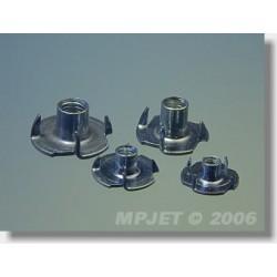 GNIAZDO GW. STAL M4 (10 sztuk) MP1203 MP JET