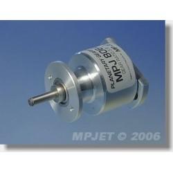 MP8063 PRZEKŁADNIA 3,8:1 ALU (SPEED 500,600)