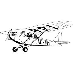 PLANY PB-6 RACEK (126S)
