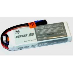 DUALSKY 7.4V/2200MAH 25C/4C ECO-S