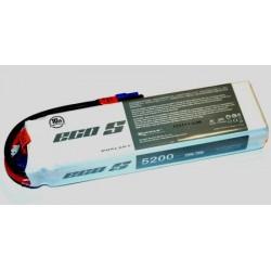 DUALSKY 11.1V/ 5200MAH 25C/4C ECO-S