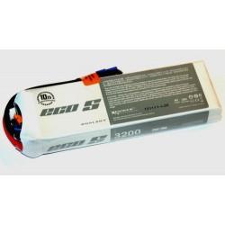 DUALSKY 11.1V/ 3200MAH 25C/4C ECO-S