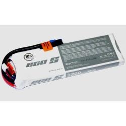 DUALSKY 7.4V/3200MAH 25C/4C ECO-S