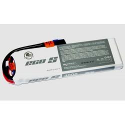 DUALSKY 7.4V/4000MAH 25C/4C ECO-S