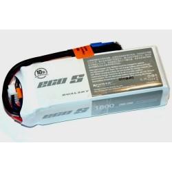 DUALSKY 11.1V/ 1800MAH 25C/4C ECO-S