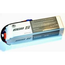 DUALSKY 18.5V/5200MAH 25C/4C ECO-S