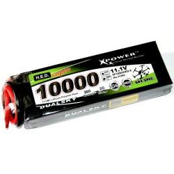DUALSKY 11.1V/10000MAH 20C HED