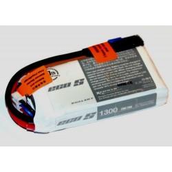 DUALSKY 7.4V/1300MAH 25C/4C ECO-S
