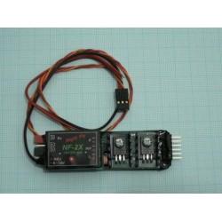OŚWIETLENIE NF-2X-350 (GLIDER)
