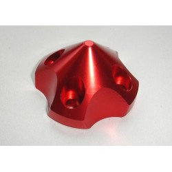 KOŁPAK ALUMINIOWY DLE30 RED (T-MAX 00301)