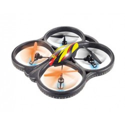 QUADROCOPTER XBM-31 RED/JELLOW /BLACK