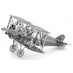 PUZZLE 3D METAL- SAMOLOT FOKKER D-VII