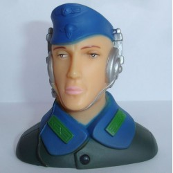 PILOT CIVIL 1/6 ARMY GREEN (T-MAX 01706B)
