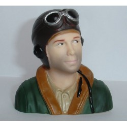 PILOT WW II 1/6 ARMY GREEN (T-MAX 01708B)