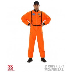 KOSTIUM ASTRONAUT ORANGE /XL/ (1107S)