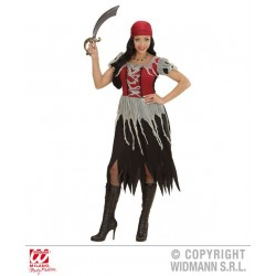 KOSTIUM PIRATE GIRL /M/ (00062)