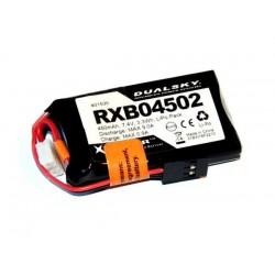DUALSKY 7.4V/ 450MAH RXB 20C/ 2C