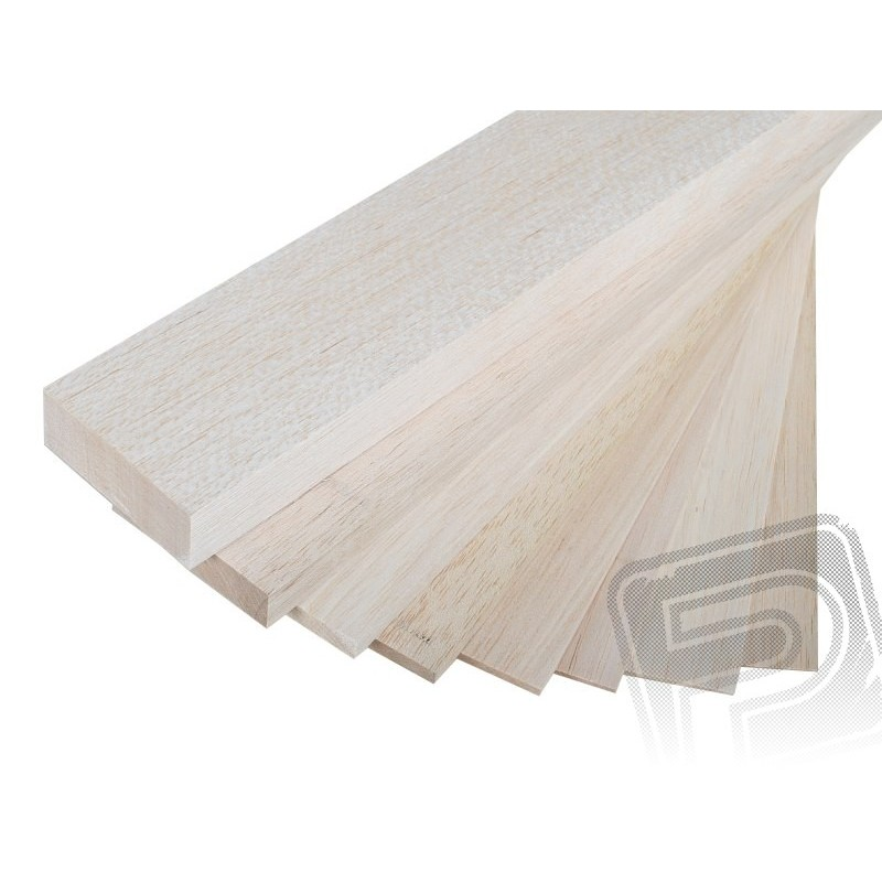 BALSA 6*100*1070MM.SPEC.120G