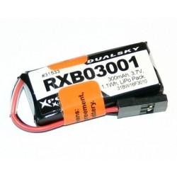 DUALSKY 3.7V/ 300MAH RXB