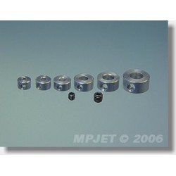MP2812 PIERŚCIEŃ DURAL 5MM 4SZ