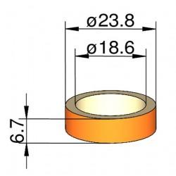 KL.GNIAZDO SILNIKA - PIERŚCIEŃ 24 MM (502424011)