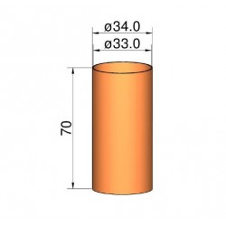 KL.GNIAZDO SILNIKA 35 MM (003407000)