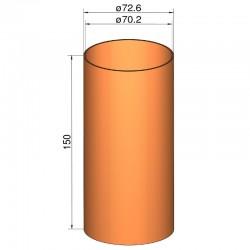 KL.GNIAZDO SILNIKA 75 MM (207315000)
