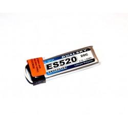 DUALSKY 3.7V/520MAH 20C ES (BLADE...)