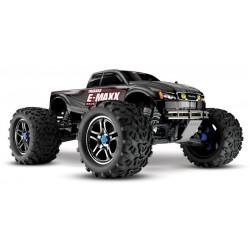 TRAXXAS E-MAXX 4WD TSM Z NAPĘDEM BEZSZCZ 1/10 4WD (39086-4)
