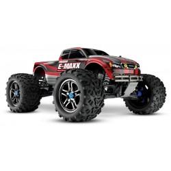 TRAXXAS E-MAX 4WD TSM Z NAPĘDEM BEZSZCZ. 1/10 4WD (39087)