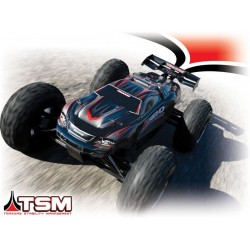 TRAXXAS E-REVO BRUSHLESS 4WD TSM MONSTER TRUCK 1/10 (56086-4)