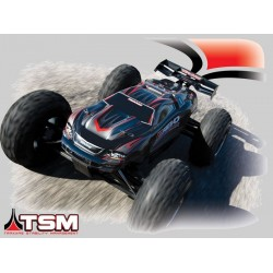 TRAXXAS E-REVO BRUSHLESS 4WD TSM MONSTER TRUCK 1/10 (56087)