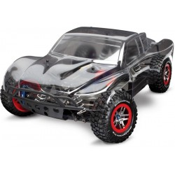 TRAXXAS SLASH RACE TRUCK 1/10 (6804R)