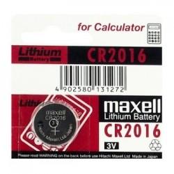 BATERIA CR2016 MAXELL MAXELL