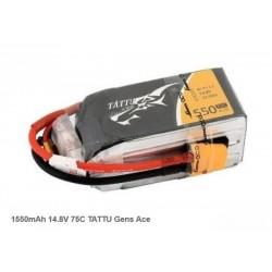 TATTU GENS ACE 14,8V/1550 MAH 75C