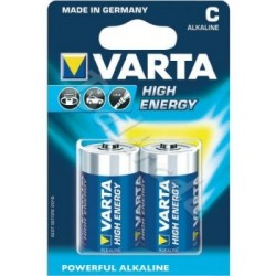 BAT. VARTA HIGHE ENERGY,LR1 C-ALK. 2SZT. (4920) BALTRADE