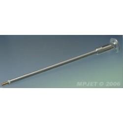 MP52173 WAŁ NAPĘDOWY M4/220MM
