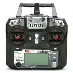 FLYSKY FS-i6X 10CH 2,4GHz +ODBIORNIK FS- X6B AFHDS 2A i-BUS