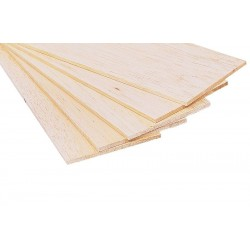 BALSA 0,8*100*1000MM STANDARD (STAR)