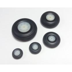 KOŁO PIANKOWE 25 mm (T-MAX 03301) PLAST. FELGA