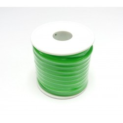 WĘŻYK DO PALIWA 2,5/5,2MM GREEN SILICON