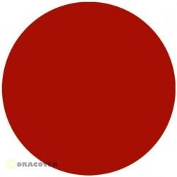 ORACOVER ORASTICK CZERWONY BRIGHT /022/ (CENA ZA 1 METR BIEŻĄCY)