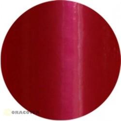 ORACOVER ORASTICK CZERWONY PEARL /027/ (CENA ZA 1 METR BIEŻĄCY)