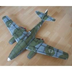 ESA AIRCOMBAT ME-262 (BIAŁY) NA POLSKIM NIEBIE